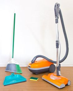 Weekend Assignment: How To Clean Your Cleaning Tools