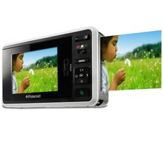 The new Polaroid camera - I kind of want one. :-)