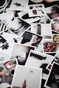Modern Polaroids /