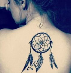 this is where I want my dream catcher tattoo to be