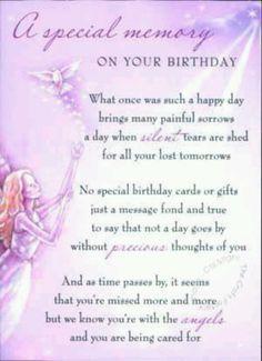 Rip Mom Miss Much Happy Birthday