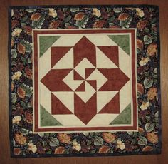 quilt block, table toppers, quilt idea, quilt creation, tableb runner