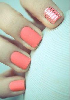 matte nails, nail polish, color, nail art ideas, nail arts