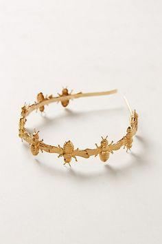 Apiary Headband #anthropologie