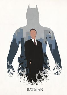 The Man Inside the Suit