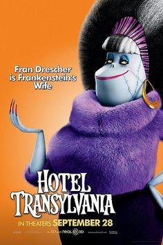 Hotel Transilvânia - Frankenstein esposa