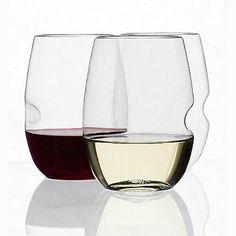 Govino Stemless Shatterproof Wine Glasses