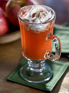 Hot Rasapple Rum Cider.  Welcome Thanksgiving guests with the warm and cozy aroma of this spicy hot cider.  http://www.hgtv.com/entertaining/cold-weather-cocktails/pictures/page-6.html?soc=pinterest
