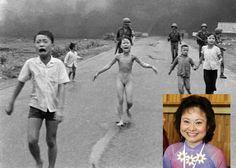 "Women of History: ""Napalm Girl"" in Vietnam War Photo Turns 40"