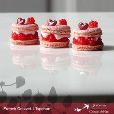French Desserts | French Dessert Laduree- L'Ispahan | Flickr - Photo Sharing!