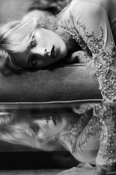 Anja Rubik | Ezra Petronio #photography | Self Service Fall/Winter 2011/12