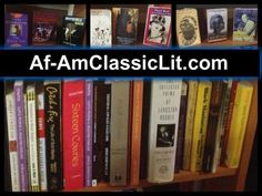 Af-AmClassicLit.Com  The Comprehensive One-Stop Shopping Site for African-American Classic Literature