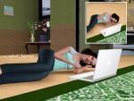 Laptop Poses