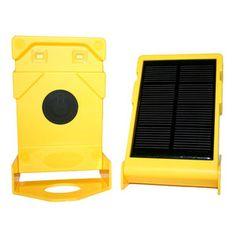 WakaWaka Solar Lamp Yellow, $39, now featured on Fab.