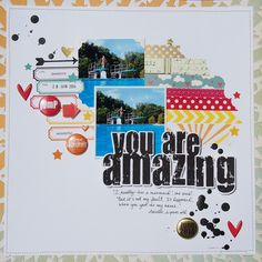 You are amazing by mpcapistran at @studio_calico