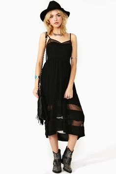 Charmed Lace Dress