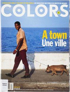 Colors Magazine - A town
