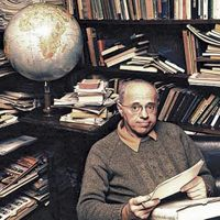 Stanislaw Lem at home in the world