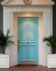 What's in a Door Color?