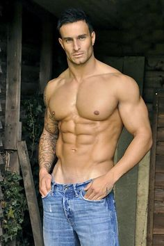 Twitter / NPherine: A hot hunk for today ...