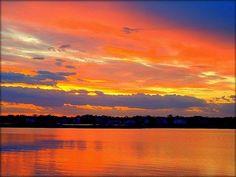 Sunset, West Dennis Beach - Cape Cod