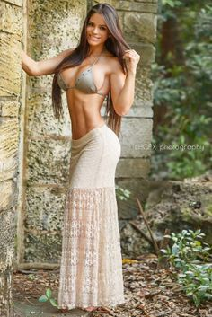 Michelle Lewin - Female Fitness