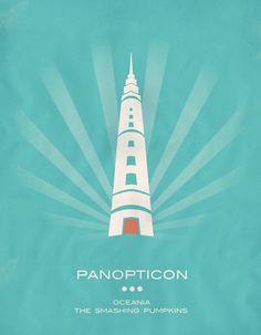 Panopticon - The Smashing Pumpkins (Oceania)