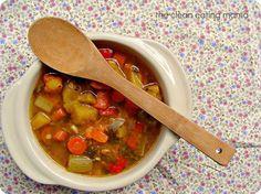 Magical Healing Soup!