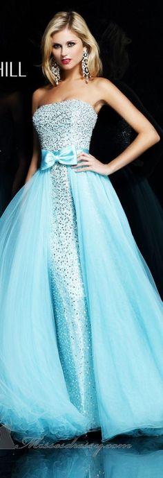 Sherri Hill ~Latest Luxurious Women's Fashion - Haute Couture - dresses, jackets. bags, jewellery, shoes etc ~ DK