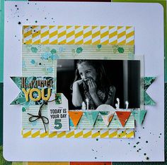 July 2013 Cocoa Daisy Kit and add ons.