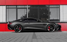2013 Aston Martin Vanquish Wheelsandmore.