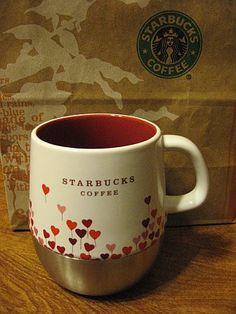 Cute Starbucks Mug ♥♥♥...:)