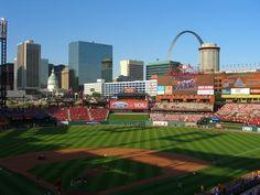 Busch Stadium  Home of the St. Louis Cardinals