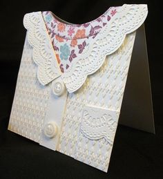 4 card -igan card side by Julia Leece
