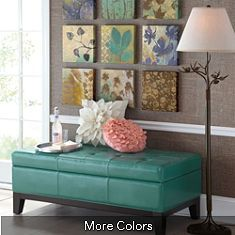 Pretty color & love the furniture on this website!