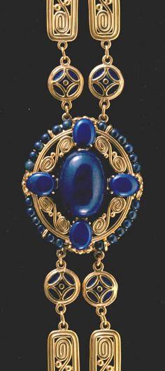 Bracelets, Louis Comfort Tiffany