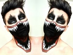 Scary Mouth 2.0 Makeup Tutorial