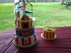 """Circus Cake"""