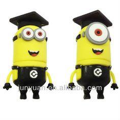 graduated gift minion usb pendrive