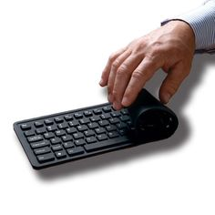 ErgoTravel Keyboard: The flexible and worry-free keyboard. The ErgoTravel Keyboard is easy to take care of wherever you go, cleaning up with most cleaners, or even alcohol disinfectants.  http://www.relaxtheback.com/office/office-workstations/ergotravel-keyboard.html