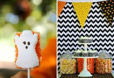 A modern take on a classic Halloween Party!