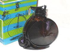 Vintage New Avon Bottle, Avon High Wheeler Bottle, Columbia High Wheeler, Vintage Avon, Avon Collectibles by NewYorkMarketplace on Etsy