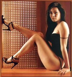 Lucy Liu - Beautiful