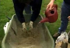 How to Make Hypertufa Planters