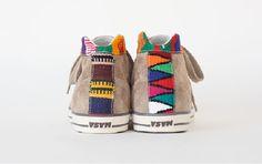 visvim Kiefer-Hi Mayan Suede | Kulture Streetwear