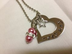 Personalized Hand Stamped Mary Kay or other by 4everNOurHeart, $20.00