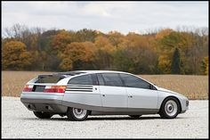 Heinous or oddly gorgeous? Hard to tell. 1983 Lincoln Quicksilver