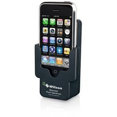 Wilson Electronics iBooster 805201 Cell Phone Signal Cradle Booster for iPhone w/ Built-In Charger