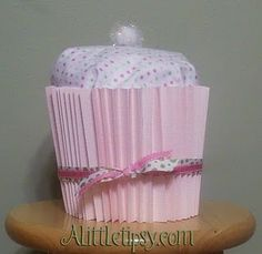 idea, baby shower cupcakes, baby gifts, gift crafts, baby blankets, cupcak gift, baby shower gifts, babi shower, baby showers