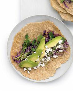 24 new ways to eat avocado from Martha Stewart.
